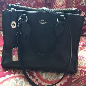 Authentic Coach medium cross body bag